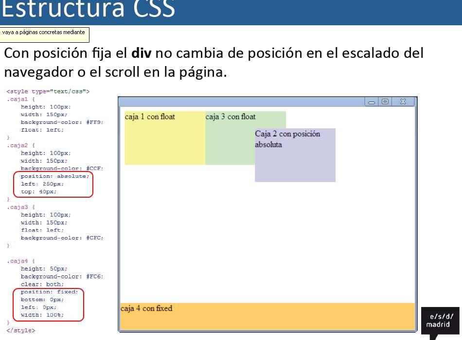 Curso: Desarrollo en HTML5, CSS y Javascript de WebApps, incl ...